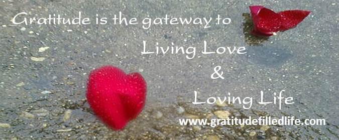 Gratitude Filled Life